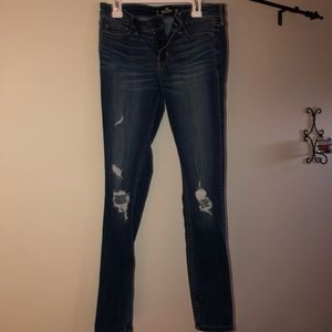 hollister jeans (2 for $15)